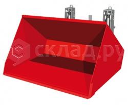 Загрузочный ковш Kaup T184